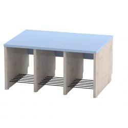 TRIO bench 3