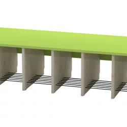TRIO bench 6