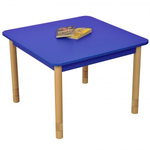 Blue Square TableHR