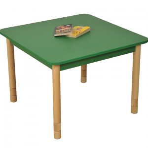 Green Square TableHR
