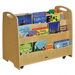 Double Sided Multi Function Display and Storage Unit