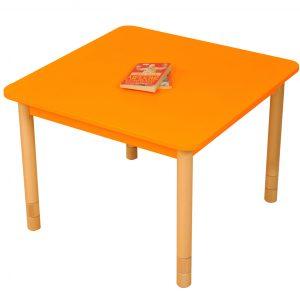 Orange Table SQUARE HR