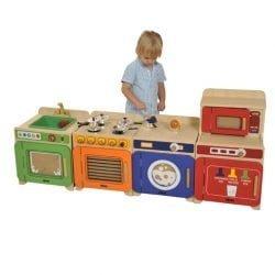 Mini Toddler Kitchen – Complete Set
