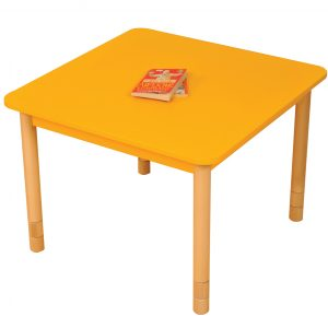 Yellow Table SQUARE HR