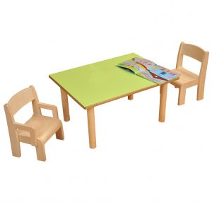 square table greenHR