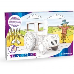 Tractor to colour in
