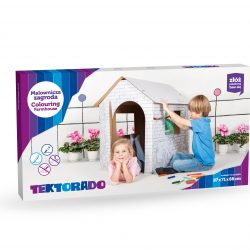 Cardboard Farmhouse
