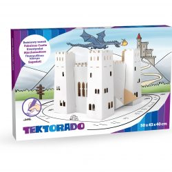 Cardboard Castle with a Dragon