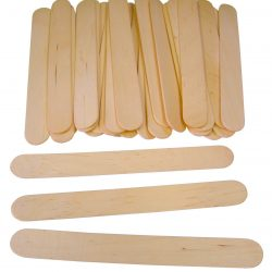 Large Lollipop Sticks, Set of 100