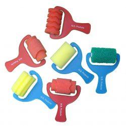 Assorted Foam Roller, Set of 6