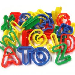 Alphabet Cutters A-Z UPPER CASE