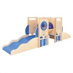 Submarine Play Corner