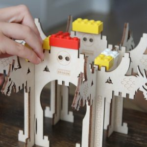 brikkon ninja temple, ninja, brikkon, lego