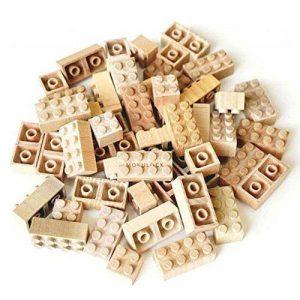 Wooden lego, mokulock lego, komodo lego