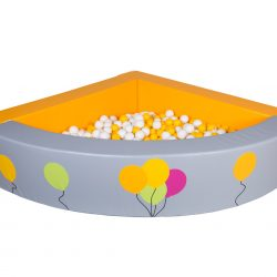 "Corner Ball Pit ""Balloon"""