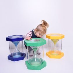 Giant Clear View Sand Timer
