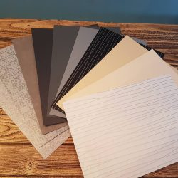 Laminate Samples – Modern, Set of 10