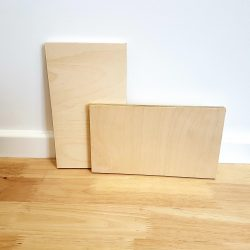 Wooden Board – Rectangular