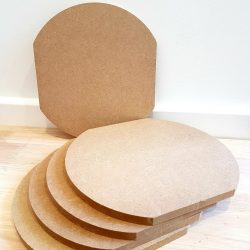 MDF Boards – Set of 2