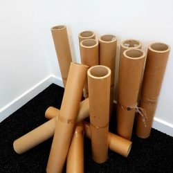 Strong Cardboard Tubes