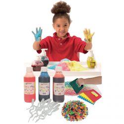 Jumbo Food Colouring, Set of 4 – 500ml