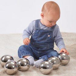 Mystery sensory balls Pk6