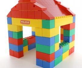 House Builder Set, XXL bricks