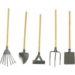 Garden Tools, L: 11 cm, 5pcs