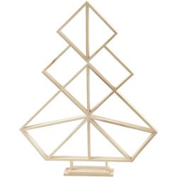 Christmas Tree, H: 60 cm, W: 47 cm,  1pc