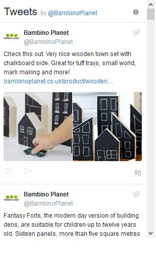View Bambino Planet Twitter