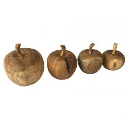 Teak Root Apples