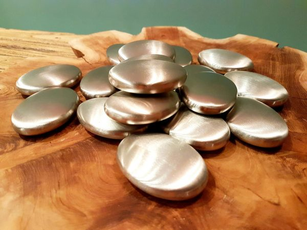 Stainless Steel Oval, Loose parts