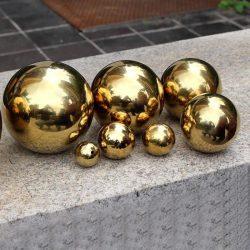 Sensory Golden Balls PK4