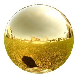 Sensory Golden Balls PK2