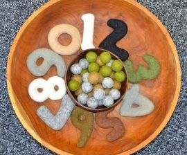 Felted Numbers