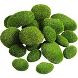 Moss stones Pk8