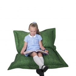 Learn about Nature Spring Grass Children's Bean Bag Floor Cushion