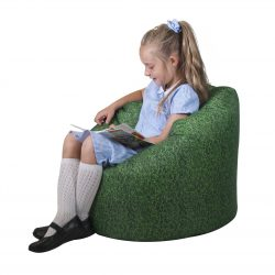 Learn about Nature Spring Grass Children's Bean Bag