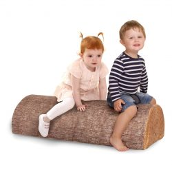 Learn about Nature Multi-seater Foam Log