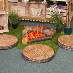 Pk 6 Log Carry Cushions