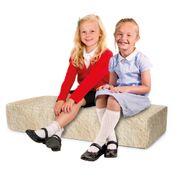 Soft block seat Sandstone