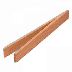 Wooden Tongs 15cm