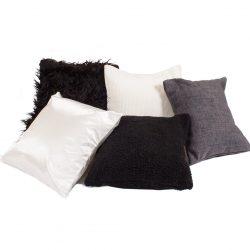 Sensory Cushions Monochrome Pack of 5