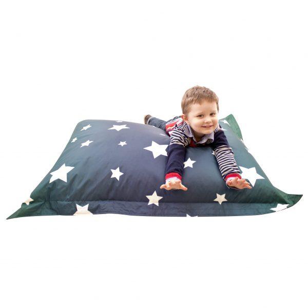 star bean bag cushion