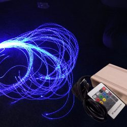Fibre Optic KIT (Light Source 16W and 100 tails x 1.5m)
