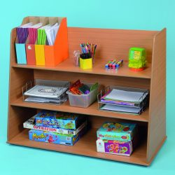 Free Standing Shelf – 420mm Deep