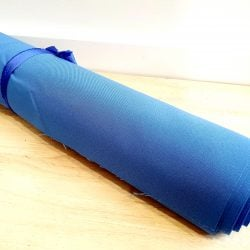 Blue Material Roll