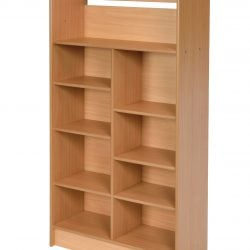 Single Sided  Bookcase