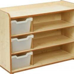 3 Tray Shelves