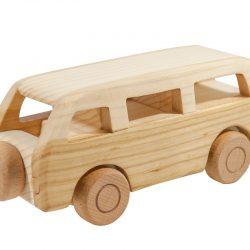 Wooden Car – Volkswagen Campervan